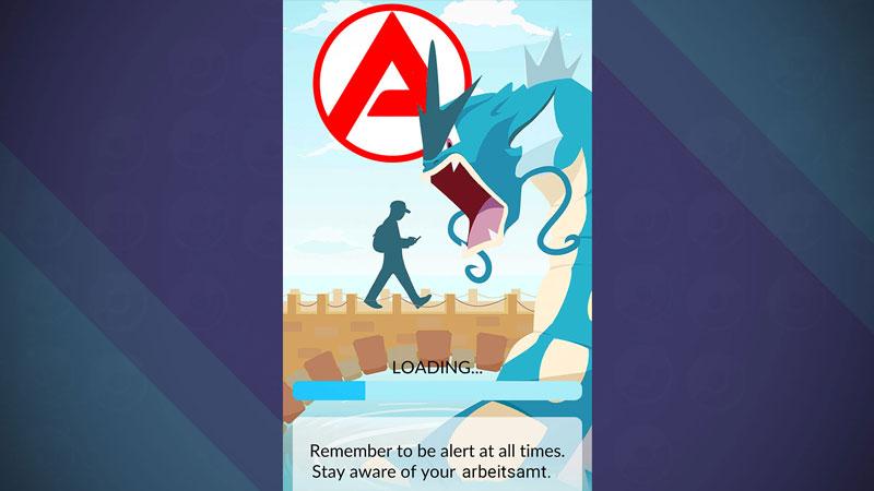Pokémon GO und Arbeitslos – passt perfekt