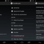 Android: So schaltet ihr bei eurem Gerät die Entwickleroptionen frei.