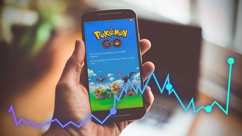 Pokémon GO Infografik – Statistiken zum erfolgreichsten Smartphone Spiel