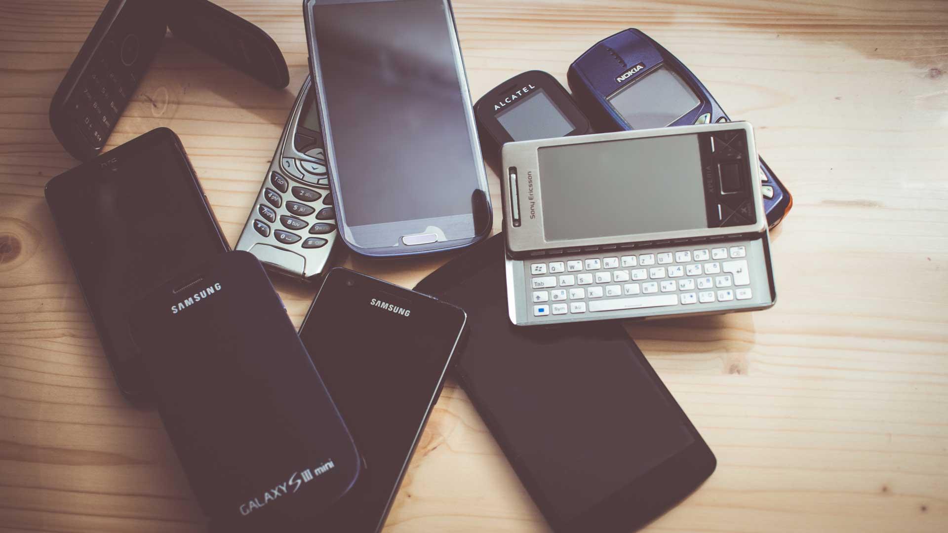Alle Smartphone Anleitungen