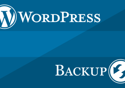 WordPress: Backup und Restore ohne Plugin